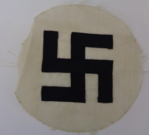 German WWII Nazi Center Roundel