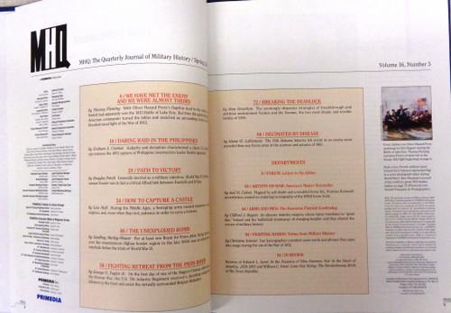 MHQ Volume 16 Number 3 Spring 2004