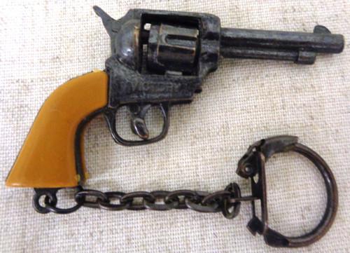 Victory Mini Toy Key Chain Gun circa 1970's