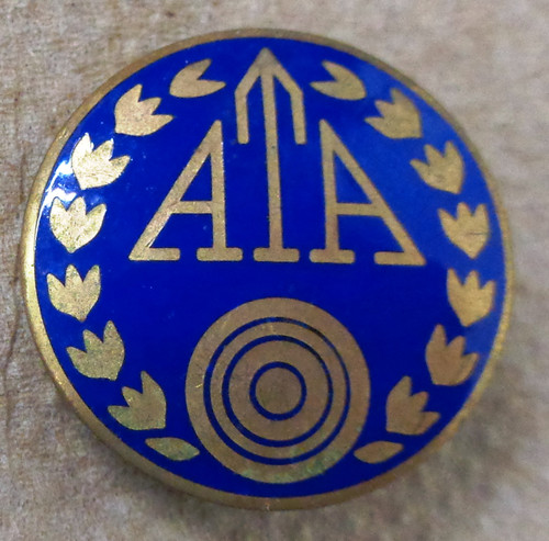 Amateur Trapshooting Association (ATA) Pin