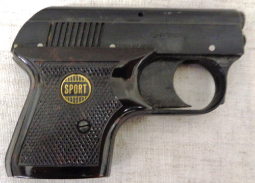 "Sport ""Rosco"" German Blank Pistol"