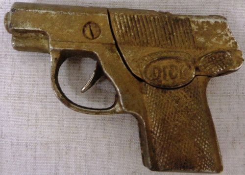 Hubley Dick Cap Gun circa 1940's