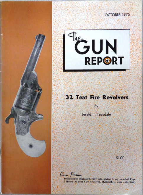 The Gun Report Vol. 21 No. 5 October 1975