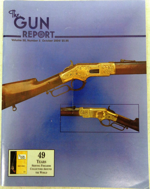 The Gun Report Vol. 50 No. 5 October 2004