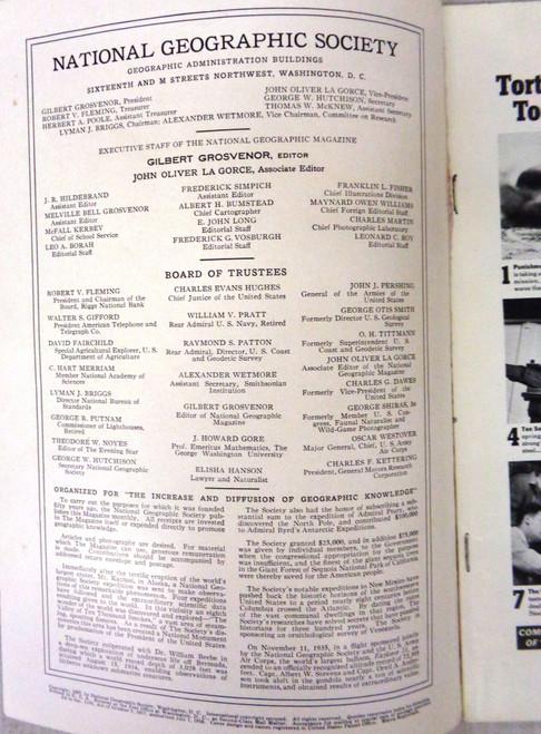 National Geographic Magazine Vol. 073 No. 1 January 1938