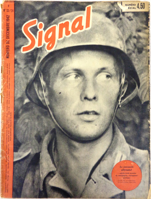 Italian Signal Magazine No. 23/24 1942