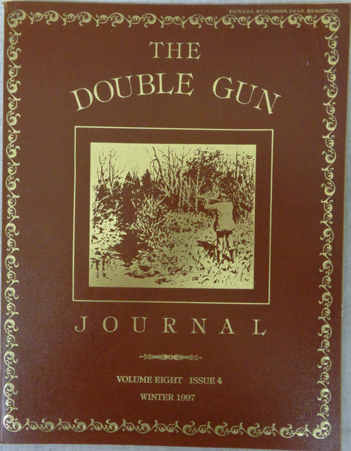 The Double Gun Journal Vol. 08 Issue 4 Winter 1997