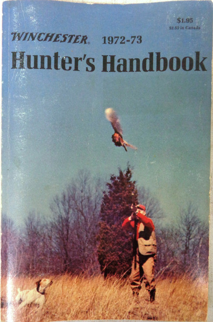Winchester 1972-73 Hunter's Handbook