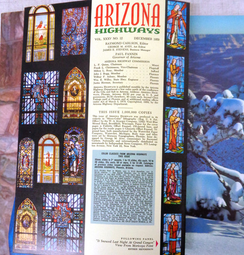 Arizona Highways Vol. 35 No. 12 December 1959
