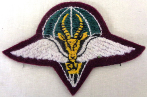 South Africa Airborne Patch