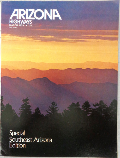 Arizona Highways Vol. 55 No. 3 March 1979