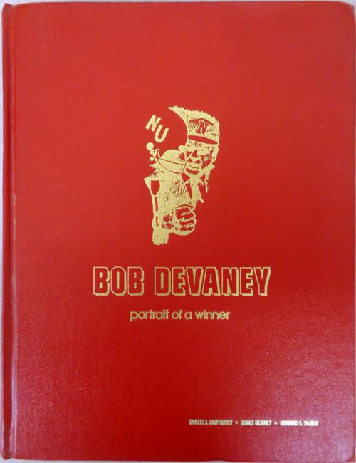 Bob Devaney by H.J. Limprecht, J. Denney, & H.S. Silber *SIGNED*