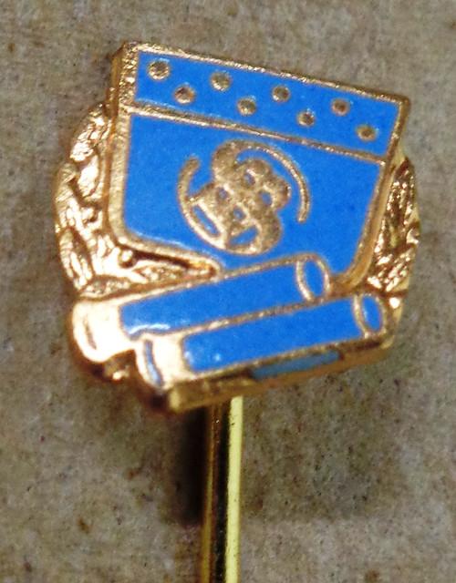 Czech Sellier & Bellot Cartridge Pin - Blue