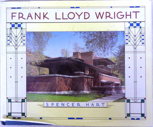 Frank Lloyd Wright by Spencer Hart