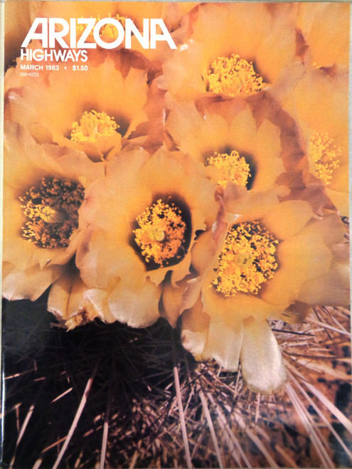 Arizona Highways Vol. 59 No. 3 March 1983