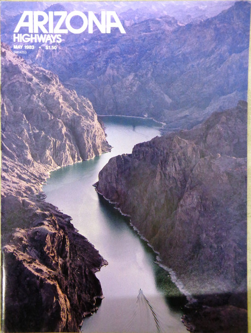 Arizona Highways Vol. 59 No. 5 May 1983