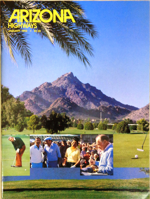 Arizona Highways Vol. 59 No.1 January 1983