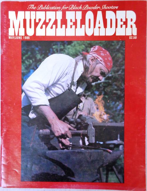 Muzzleloader Vol. 13 No. 2 May/June 1986