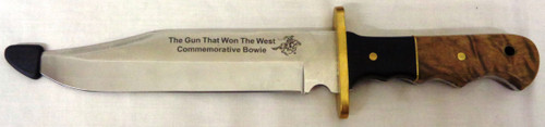 Winchester Commemorative Bowie with Canvas Sheath and Original Tin