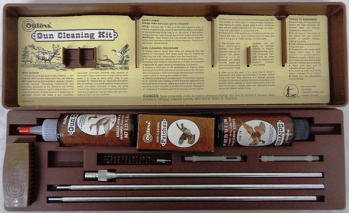 Outers Model No. P-477-30 Rifle Cleaning Kit - NIB