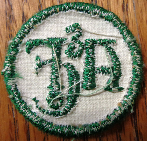 Abercrombie & Fitch Co. Embroidered Patch