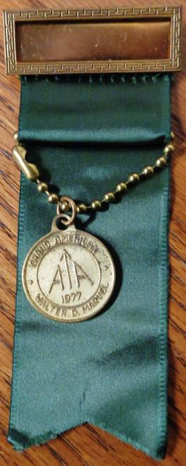 Amateur Trapshooting Assoc. Grand American Medal 1977