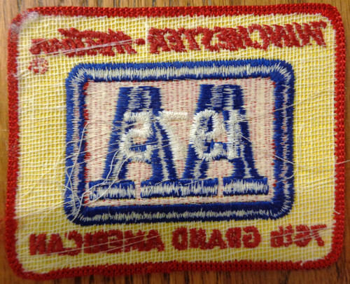 Winchester-Western 76th Grand American Patch