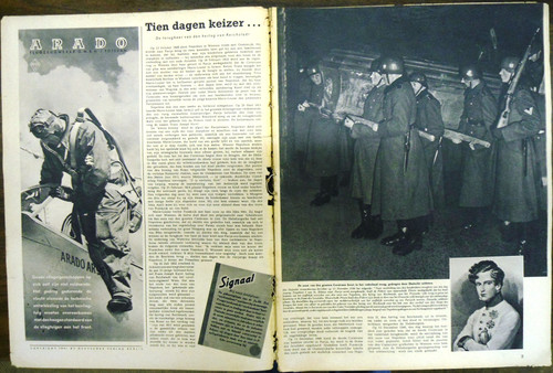 Dutch Signaal Magazine No. 2 1941