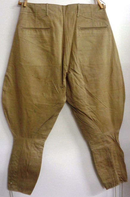 Pre-WWII U.S. Army jodhpurs (Riding Pants)