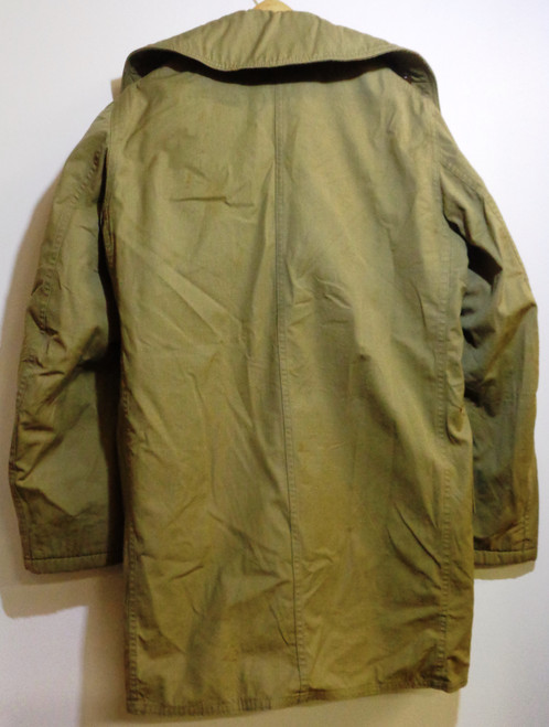 U.S. WWII Third Pattern 1943 Mackinaw (Jeep Coat)