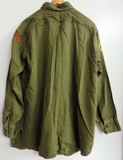 Boy Scouts of America Uniform Shirt circa 1950's