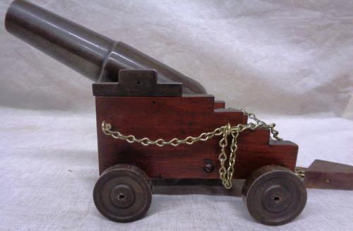 Replica Miniature Blackpowder Canon .65 calibre
