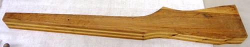Laminated Gun Stock Blank