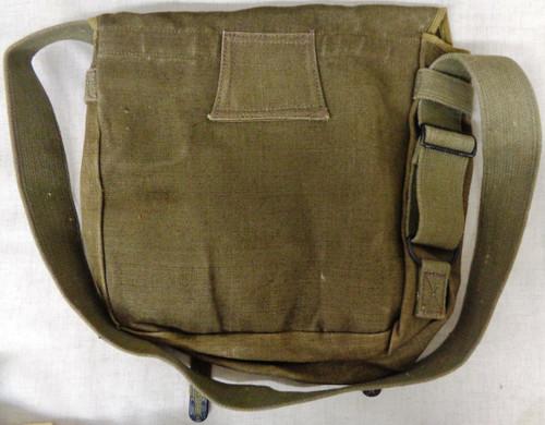 German WWII Musette Bag