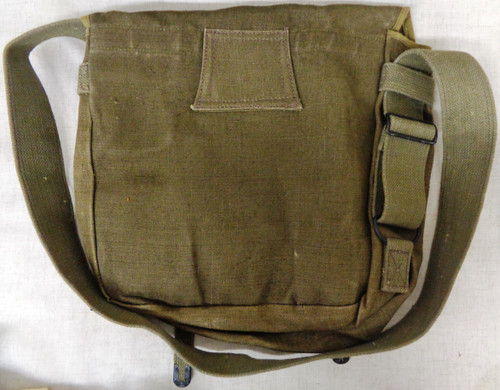 German WWII Musette Bag