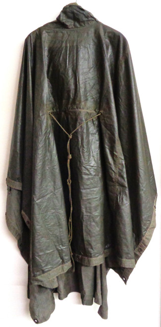 U.S. Navy M1952 Poncho with Hood