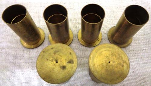 Maynard .50 cal. Reloadable Brass Cartridges