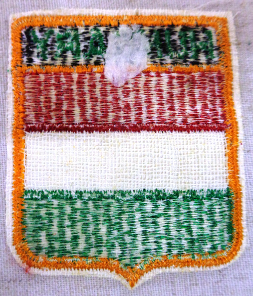 Hungarian Flag Patch