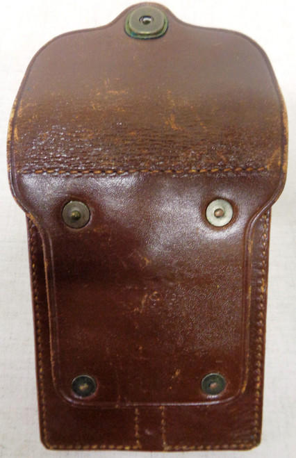 U.S. post-WWII Leather Dbl Magazine Pouch for 1911
