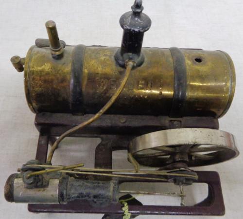 Weeden Toy Steam Engine Model 647