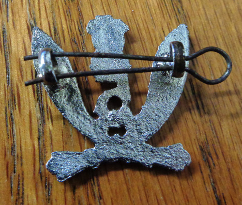 British 5th Gurkha Rifles Beret Badge