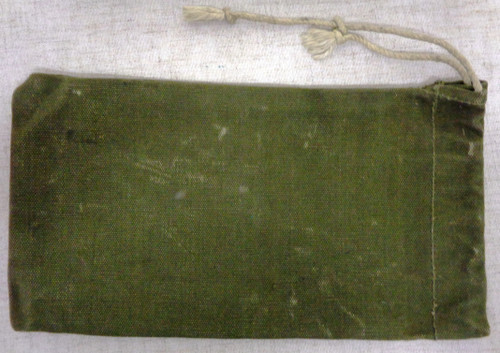 U.S. Army WWII Thompson SMG Spare Parts Bag