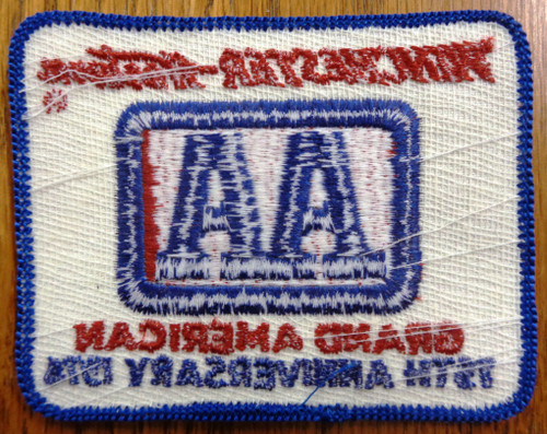 Winchester-Western 75th Grand American Patch