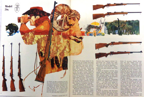 Winchester-Western 1971 Sporting Arms & Ammunition