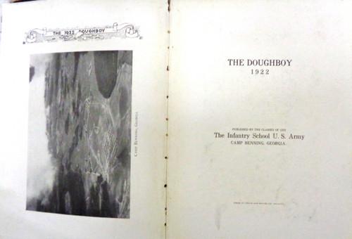 The Doughboy 1922