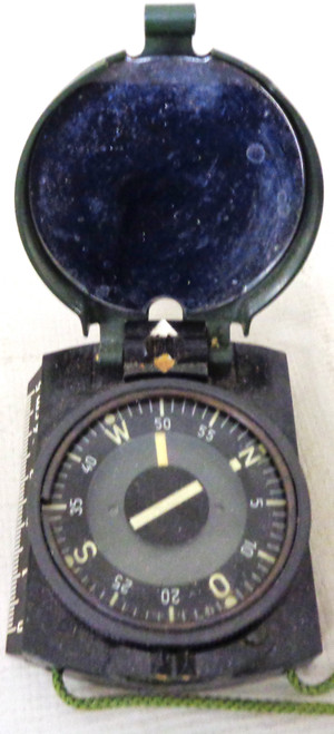 Freiberger Prazisionmechanik German Military Surplus Compass