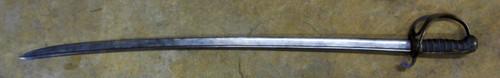 U.S. 1833 Dragoon Sabre