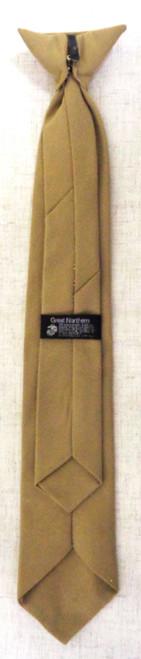 U.S.M.C. Khaki Pre-Tied Tie