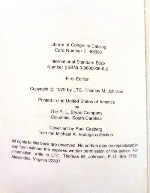 Collectors' Handbook of WWII German Daggers by LTC. Thomas M. Johnson