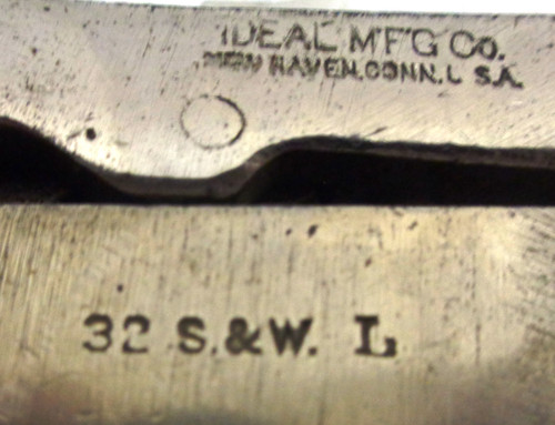 Ideal M.F.G. Co. Reloading Tool with Bullet Mold